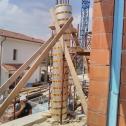 Getto Pilastri Rotondi in Cls a vista Rck350 S5