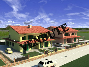 Render 2 Bif. 2°stralcio Via Germania