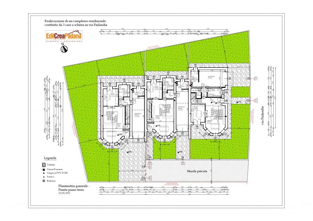 Villette a un piano beautiful best progetti ville for Case a un piano progetti